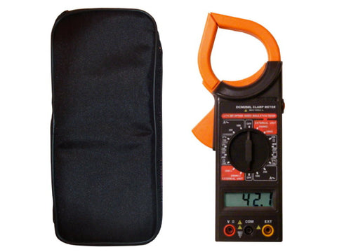 Velleman DCM266L Clamp On Multimeter