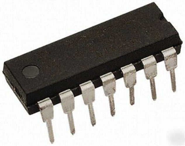 LM339N ST Microelectronics/TI Low Offset Voltage Quad Comparator