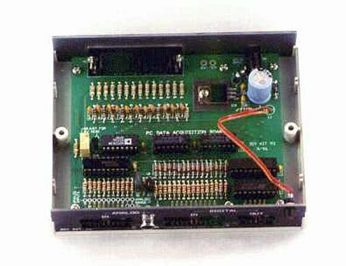 PC Data Acquisition Unit, KIT - Requires Assembly