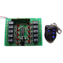 Rolling Code 10-Channel UHF Remote Control, KIT - Requires Assembly