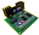 Variable Current Bipolar Stepper Motor Driver KIT- Assembly Required - Requires Assembly