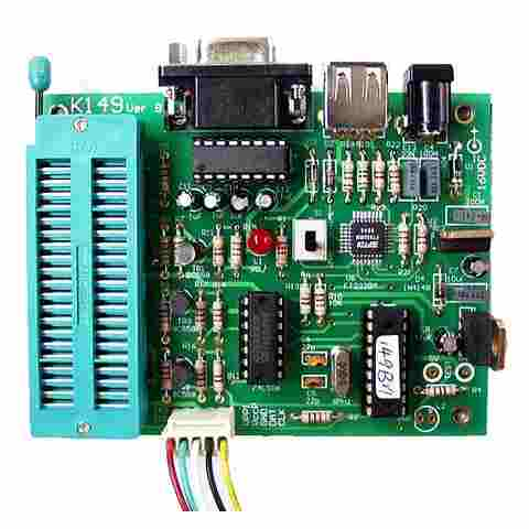 PIC Programmer KITwith USB & Serial port Control - Requires Assembly - Requires Assembly