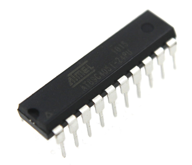 AT89C4051-24PU ATMEL CMOS 8-bit microcontroller