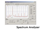 Velleman PC-Oscilloscope & Spectrum Analyser