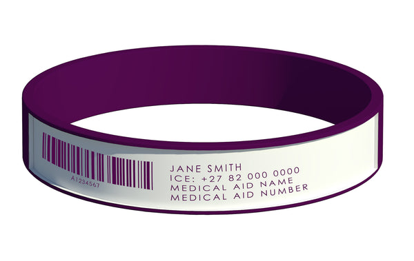 Swift Band (parkrun) - Purple