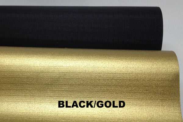 GOLD PIGMENTED PU COATED RIPSTOP