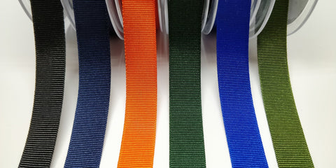 GROSGRAIN RIBBON TAPE - 16MM