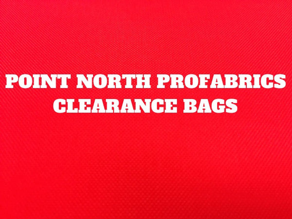 BREATHABLE FABRIC CLEARANCE BAG