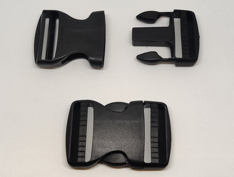 DOUBLE SIDE-RELEASE BUCKLE, ITW NEXUS