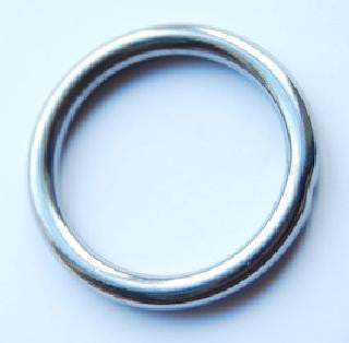 WELDED STEEL O RING
