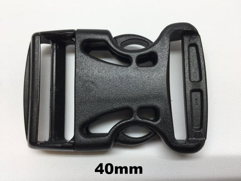 ITW NEXUS AIRLOC LIGHTWEIGHT SIDE RELEASE BUCKLE - 40MM
