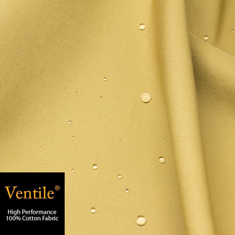 VENTILE L24 WATERPROOF, BREATHABLE COTTON FOR OUTERWEAR