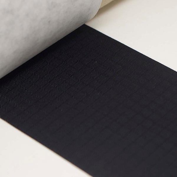 Black Adhesive Ripstop Repair Tape