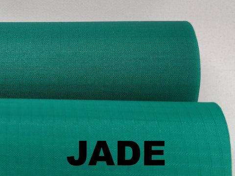 FLO GREEN Waterproof Ripstop Fabric Polyester Kites Shelters SOLD BY THE METRE