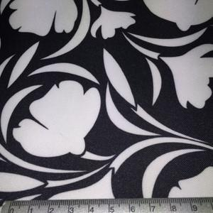 FLORAL PRINT WATERPROOF COATED POLYESTER