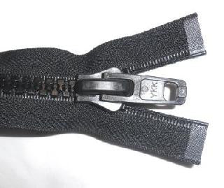 CLOSED END CHAIN ZIP HEAVY WEIGHT 8mm