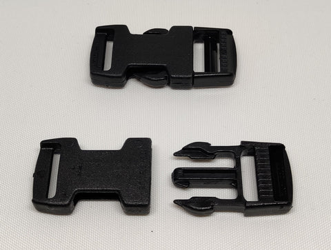 SIDE RELEASE BUCKLE - 20MM