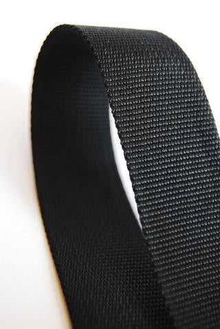 TRADITIONAL WEAVE NYLON WEBBING - 50mm