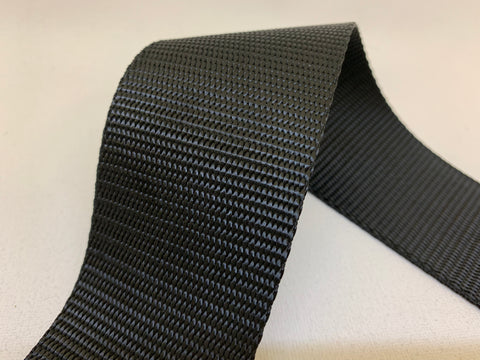 TRADITIONAL WEAVE POLYESTER WEBBING - 50mm