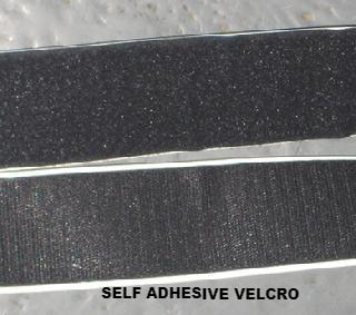 SELF-ADHESIVE VELCRO BRAND® - 50 MM