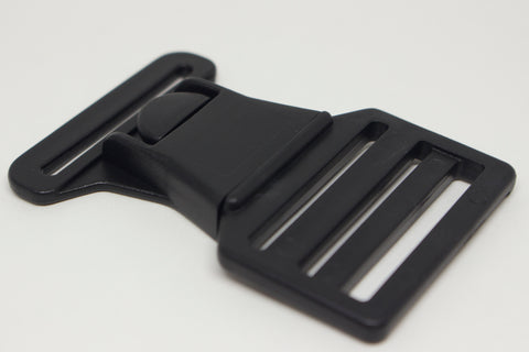 CLIP BUCKLE - 40MM BLACK