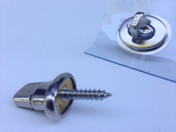 TURNBUTTON - WOODSCREW