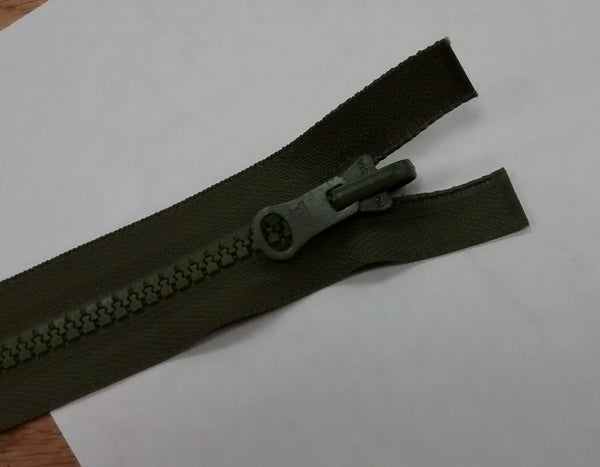 REVERSIBLE ZIP - OPEN END CHAIN