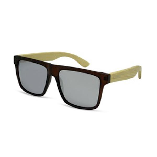 BondiBlu Sunglasses - Wood Red Brown