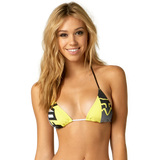 Fox Ladies Bandit Triangle Women's Bikini Set - Blondie