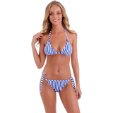 O'Neill Long Beach Bikini - Navy Stripe