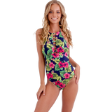 O'Neill Scoop One Piece - Botanical