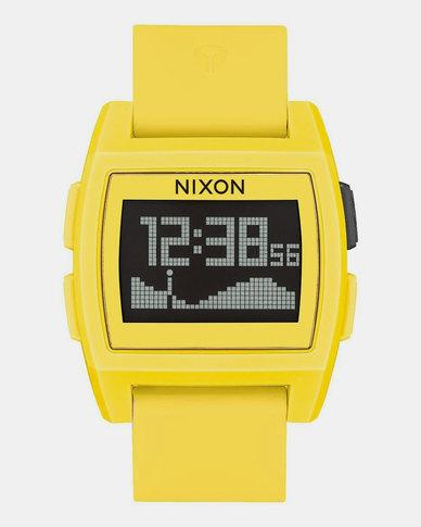 Nixon Base Tide Pro - Yellow