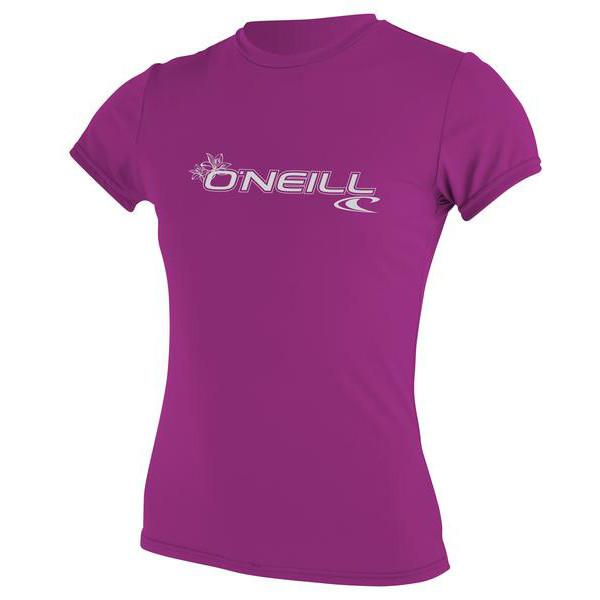 O'Neill - Women's Basic Skins Short Sleeve Rashie