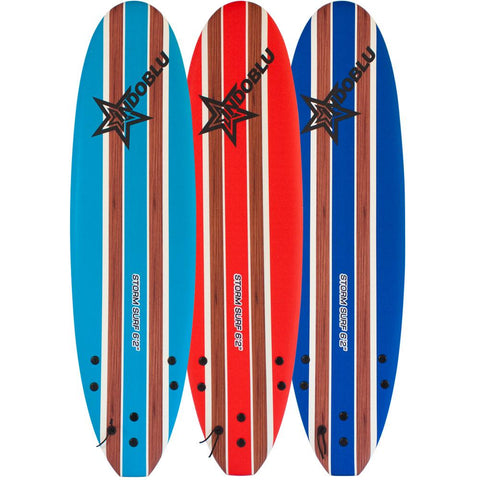 IndoBlu Storm Surf Soft Top Surfboard