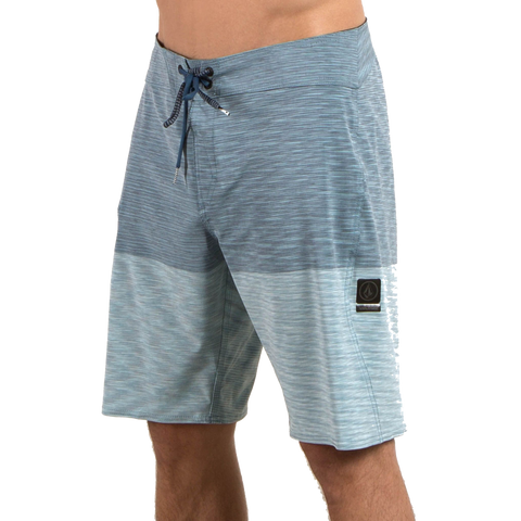 Volcom Lido Heather Mod Boardshorts - Indigo