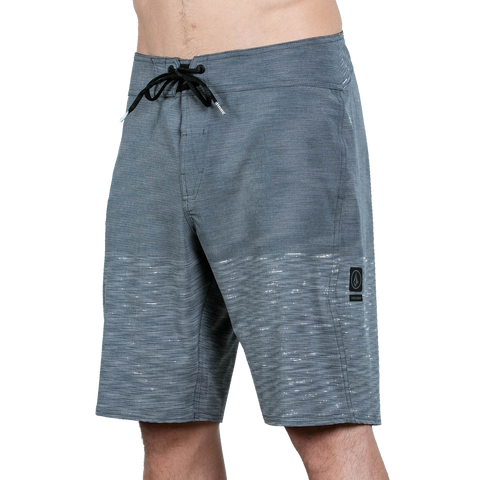 Volcom Lido Heather Mod Boardshorts - Stealth