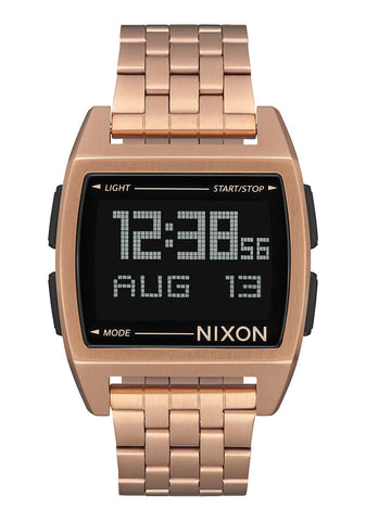 Nixon Base SS - All Rose Gold