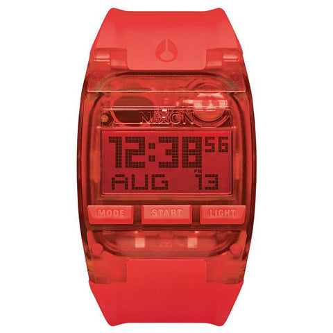 Nixon Comp - All Red