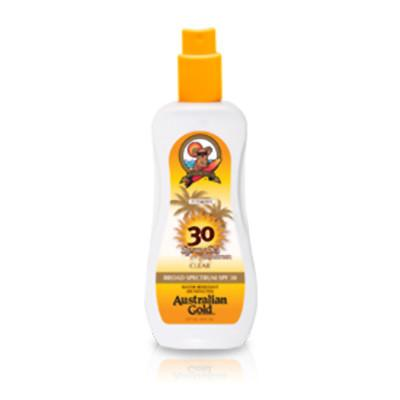 Australian Gold SPF 30 Spray Gel Clear 237ml