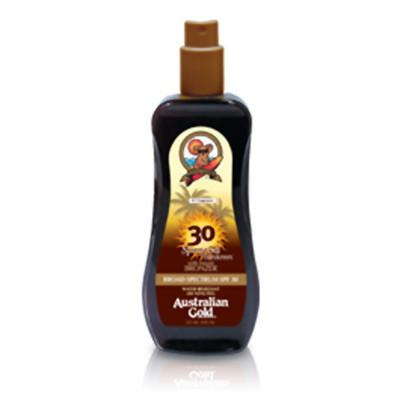 Australian Gold SPF 30 Spray Gel/Bronze 237ml