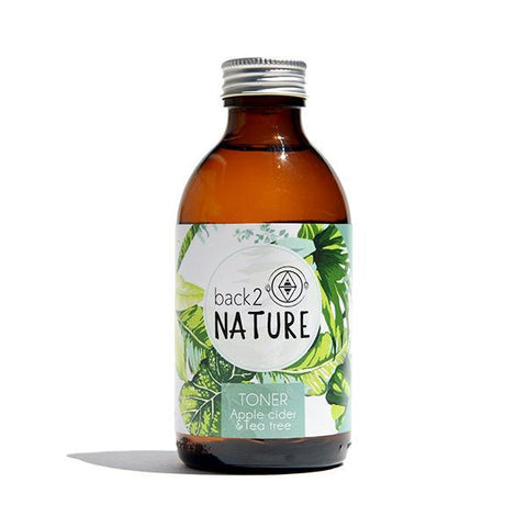 Back 2 Nature - Toner Apple Cider & Tea Tree | 200ml