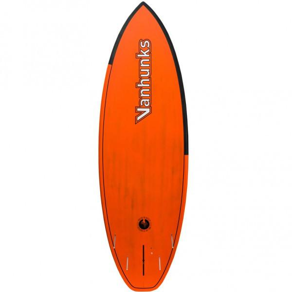 Vanhunks Afro Brushed Carbon Stand Up Paddle Board