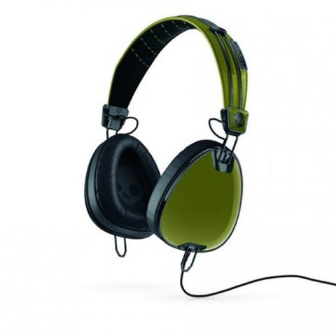 Skullcandy Aviator Mic3 - Green / Black