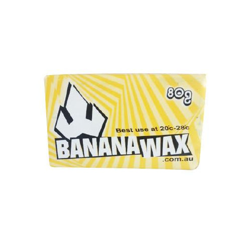 Banana Wax Warm water bar