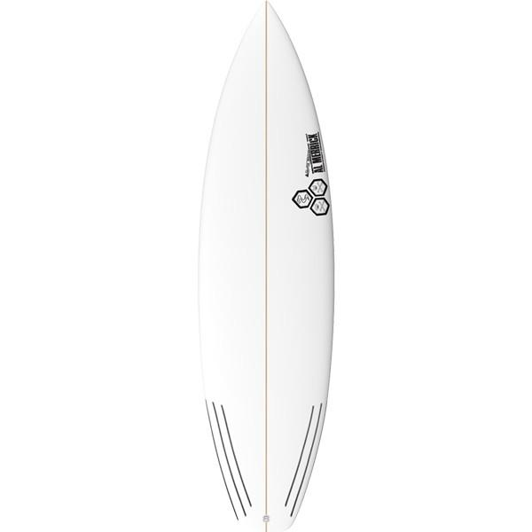 Channel Islands Black and White Surfboard