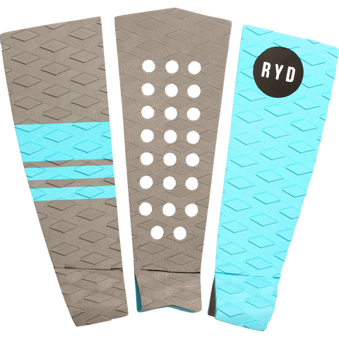 Ryd Alt Traction Pad - Gray / Blue