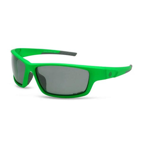 BondiBlu Platinum Polarised Sunglasses - Green & Grey