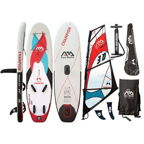 "Aqua Marina Champion 9'9"" Stand Up Paddleboard"