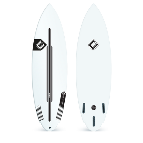 Clayton Druss Surfboard | Spine-Tek