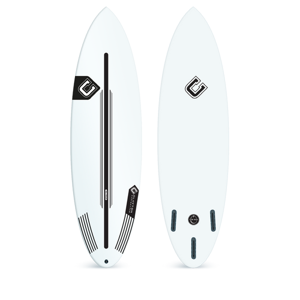 Clayton The Egg Surfboard | Spine-Tek